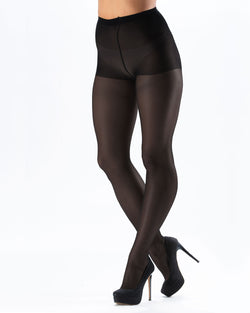 Levante Women's Plus Size Opaque Tights