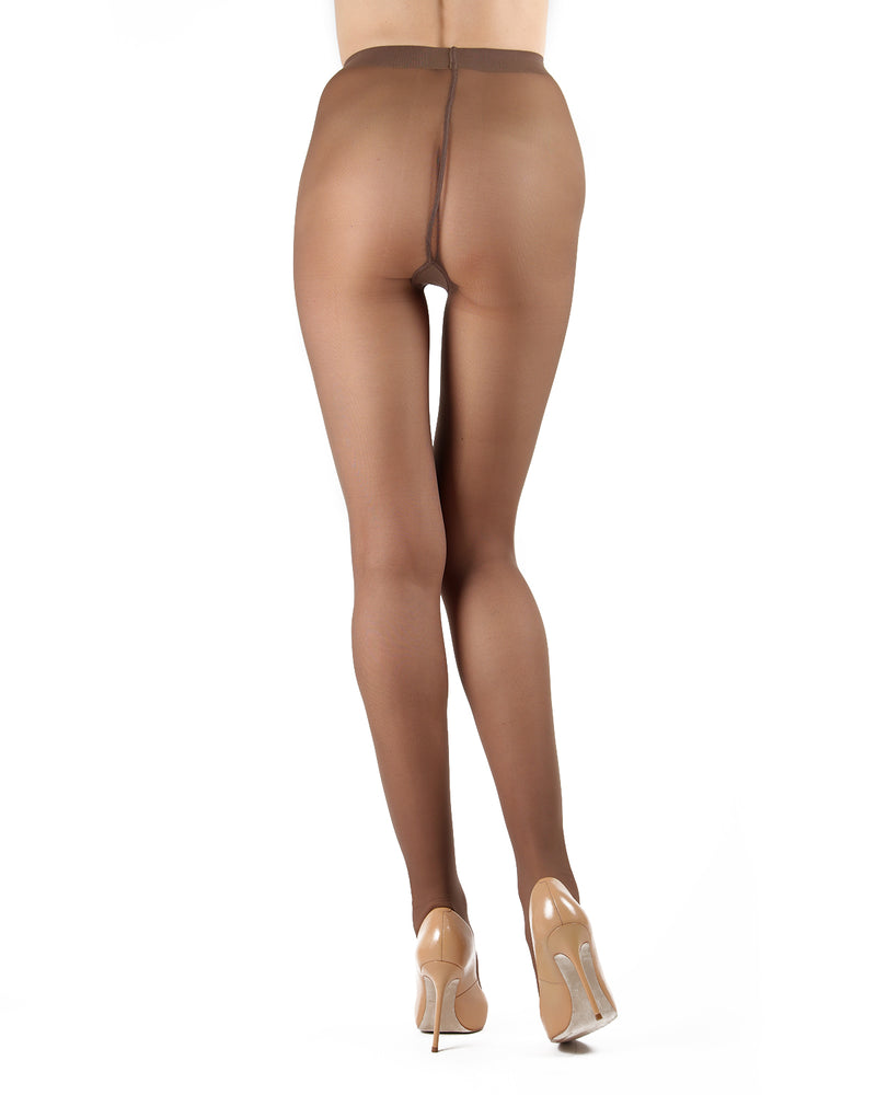 Gaudi 30 Matte Tights | Tights by Levante® | Gaudi 30 | Bronzo 1