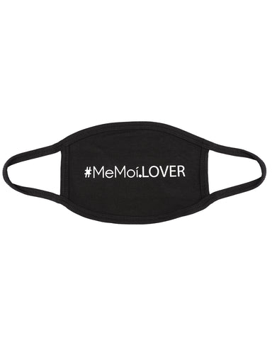 MeMoi Promo Face Coverings | Face Mask by MeMoi | Black UMH06875