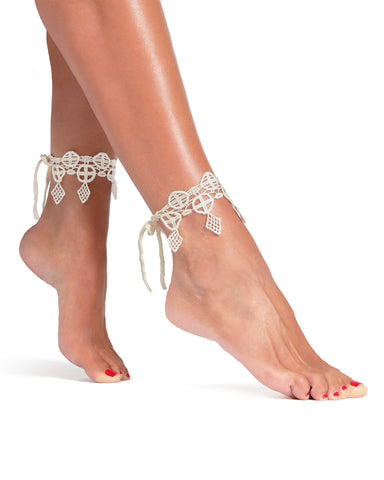 Celtic Ankle Bracelet 2-Pack