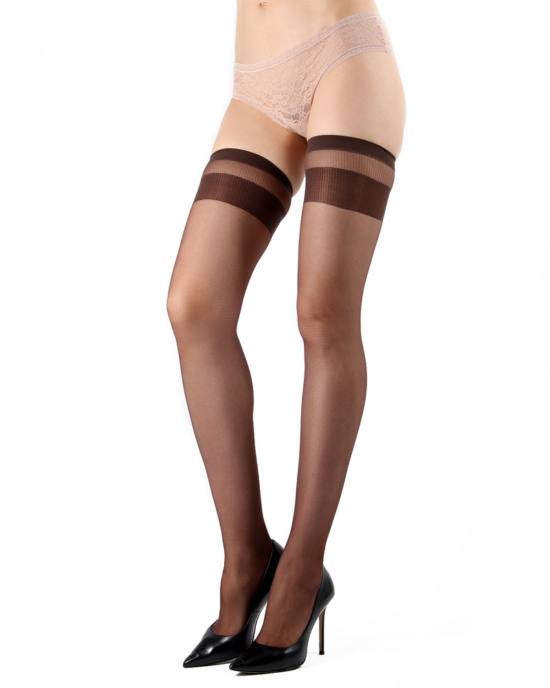 Levante Laila Self-Support Thigh High Stockings