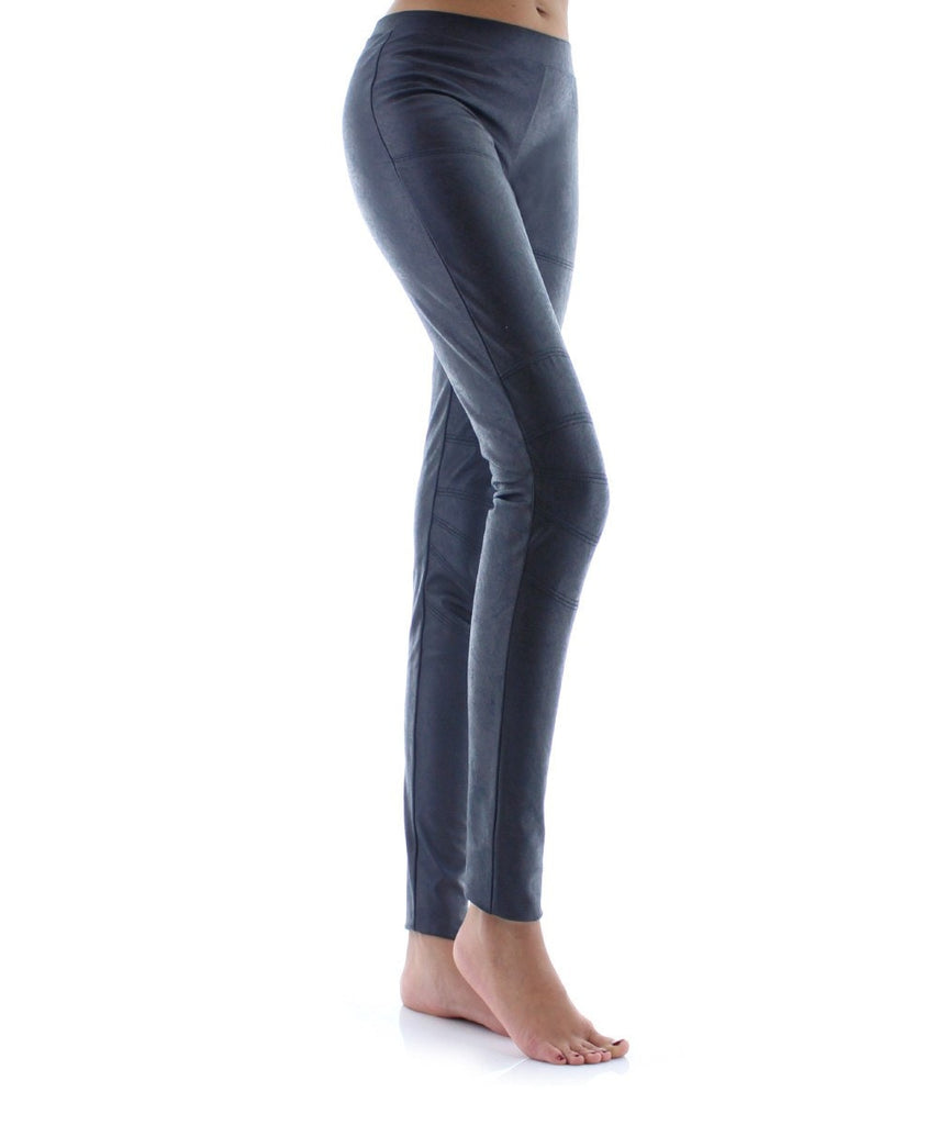 Knee Line Leggings - MeMoi - 1