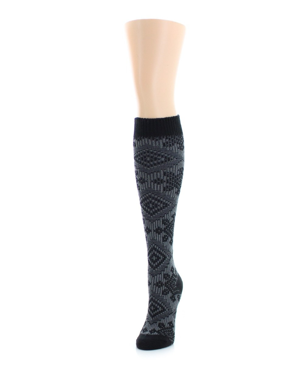 Diamondsign Knee High - MeMoi - 1