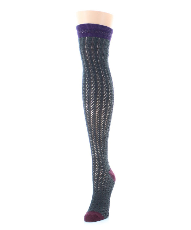 Legmogue Chic Slant Over The Knee Warm Socks