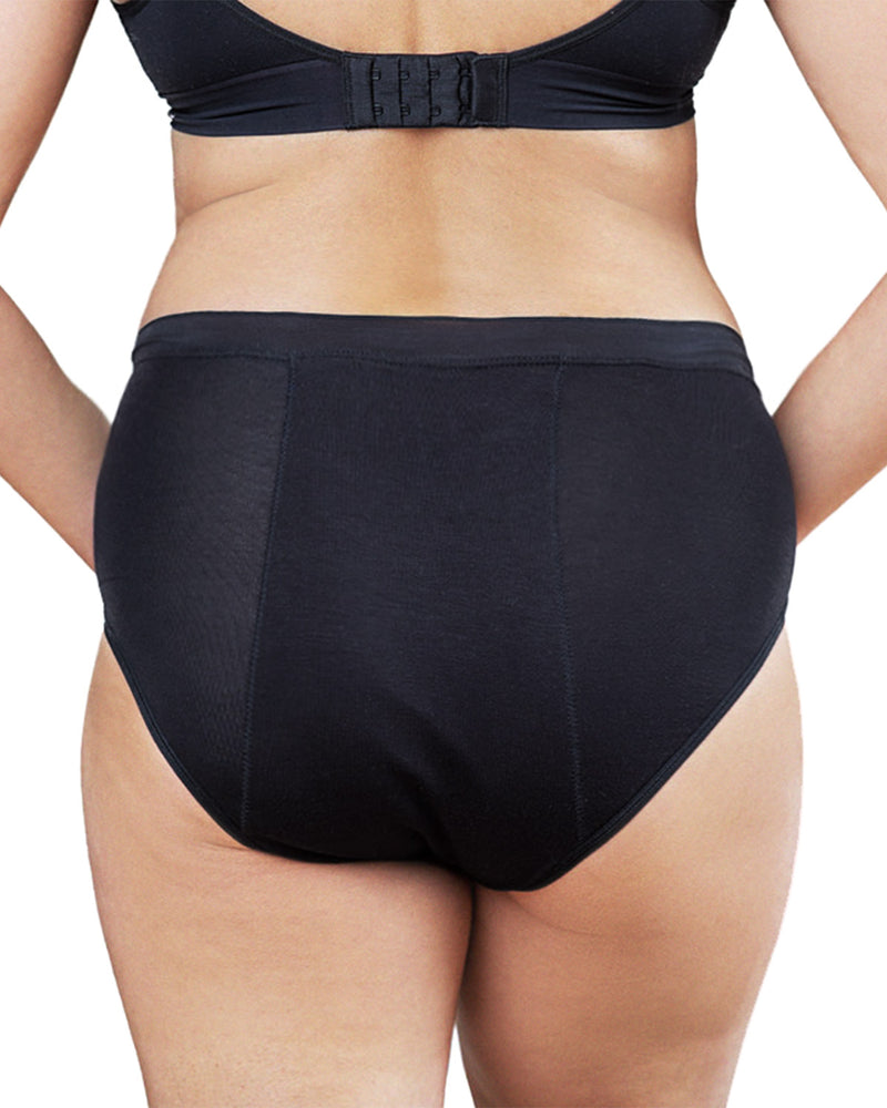 Love Luna High Waist Bamboo Brief