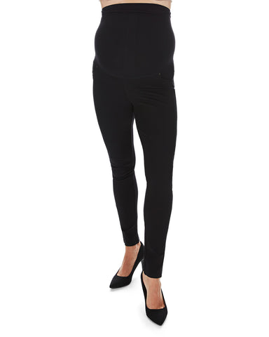 Ponte Maternity Leggings