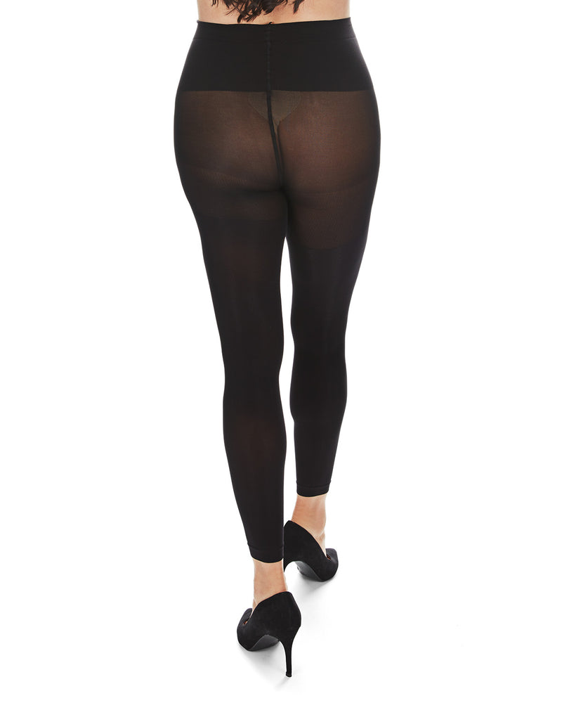 Opaque Maternity Footless Tights