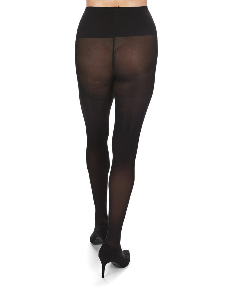 Microfiber Opaque Maternity Tights