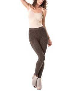 Snakeskin Leggings - MeMoi - 1