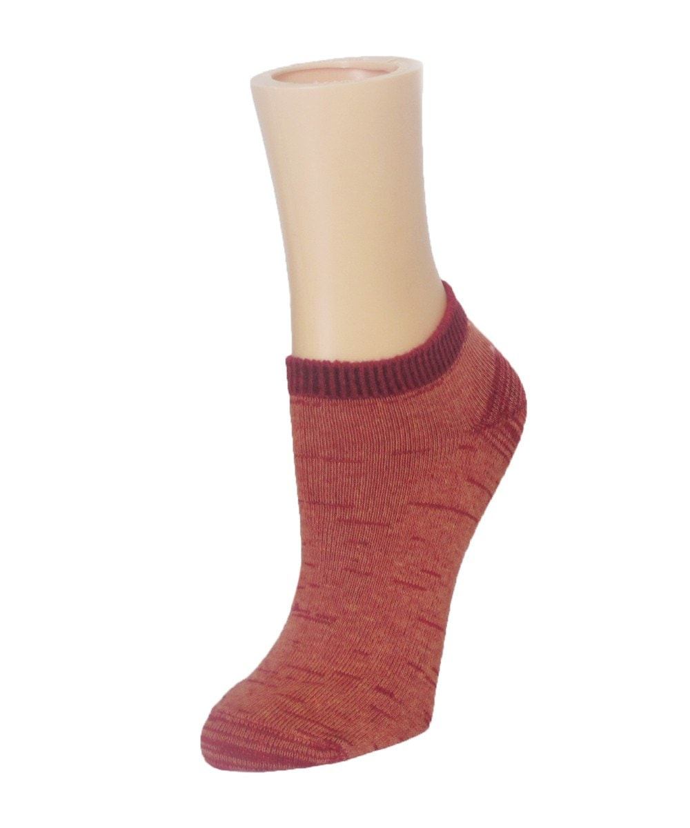 Simple Space Cotton Low Cut Gym Socks - MeMoi - 1