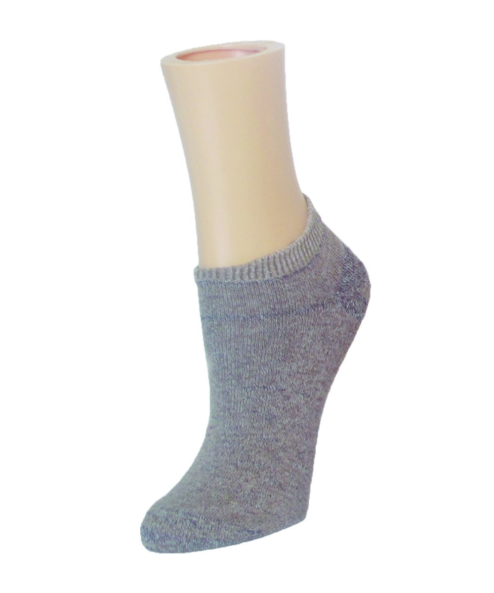 Simple Space Cotton Low Cut Gym Socks - MeMoi - 3