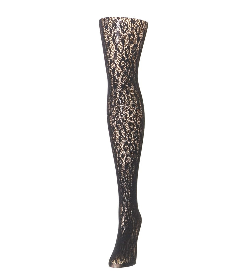 MeMoi Cheetah Net Tights