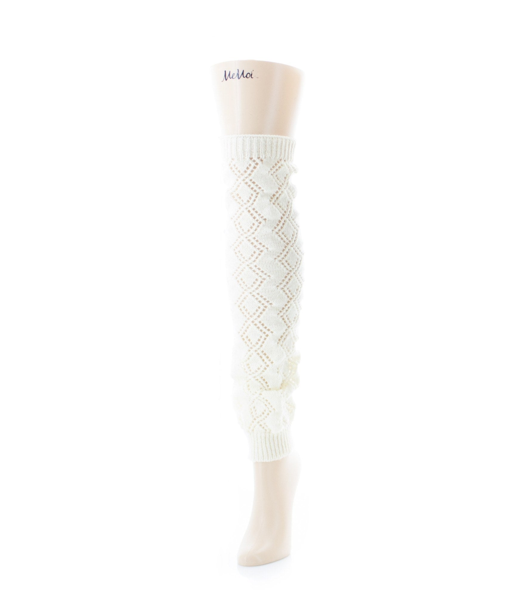 Double Diamond Legwarmer - MeMoi - 3