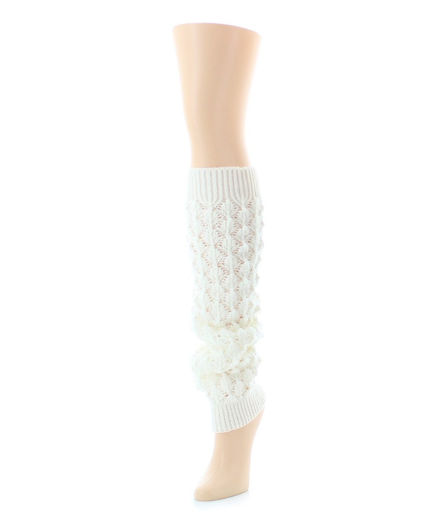 Lattice Weave Legwarmer - MeMoi - 3