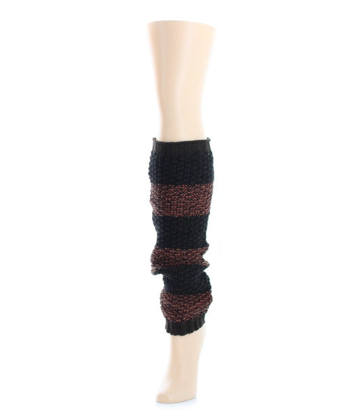 Box Knit Legwarmer - MeMoi - 1