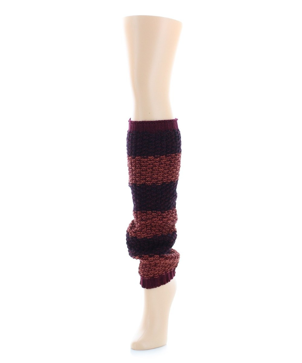 Box Knit Legwarmer - MeMoi - 3