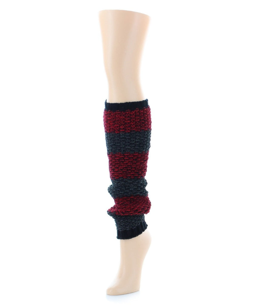 Box Knit Legwarmer - MeMoi - 4