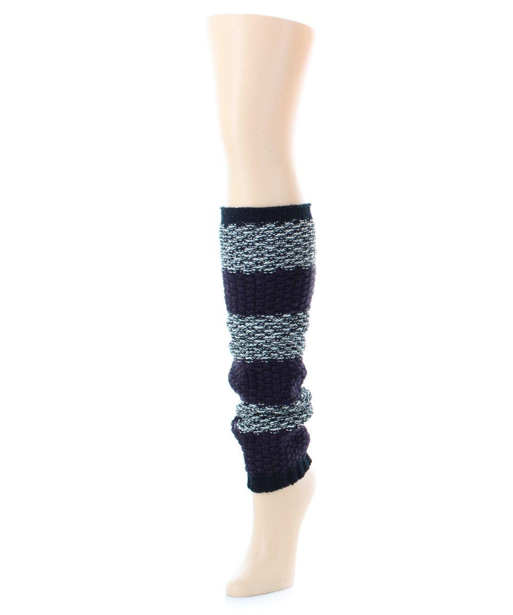Box Knit Legwarmer - MeMoi - 5