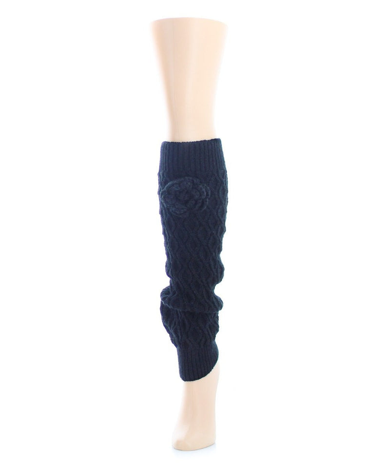 MeMoi Diamond Power Legwarmer