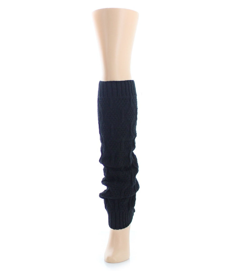 Connected Diamonds Legwarmer - MeMoi - 2