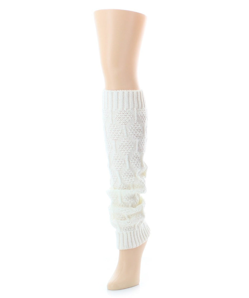 Connected Diamonds Legwarmer - MeMoi - 4
