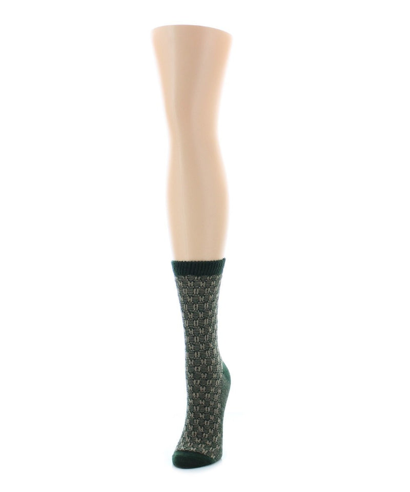 Suited Thread Boot Sock - MeMoi - 3