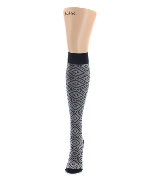 Diamond Cut Knee High - MeMoi