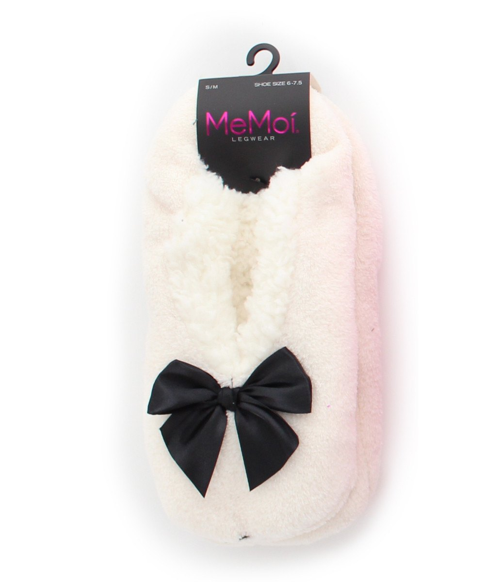 Comfort Bow Soft & Cozy Slipper - MeMoi - 5