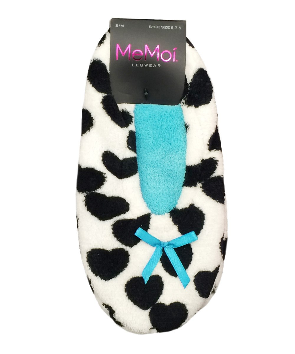 Heartfelt Sherpa Lined Slipper - MeMoi - 4