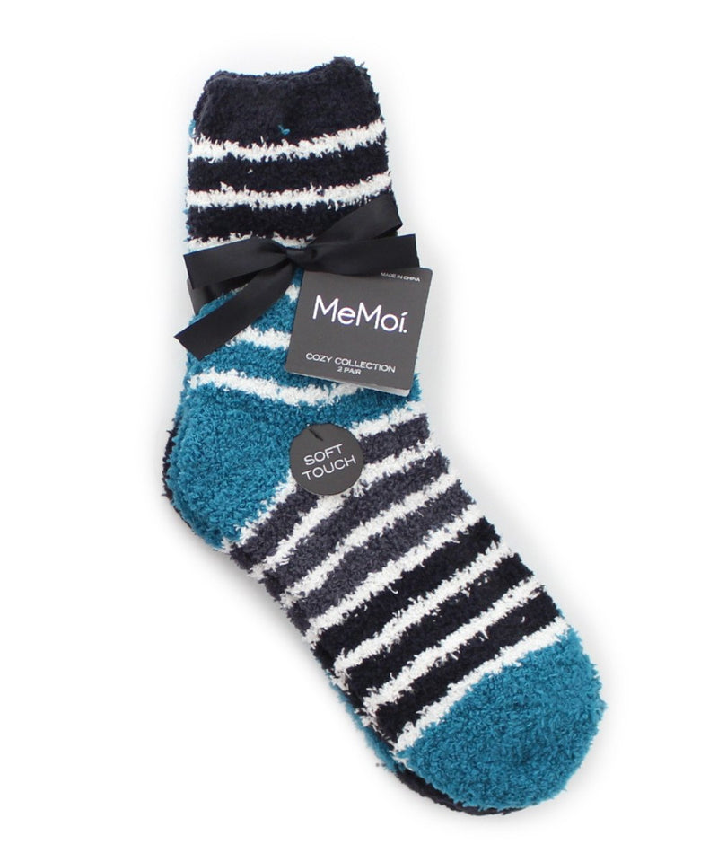 StripeSet Cozy Cozy Collection 2 Pair Pack - MeMoi - 4