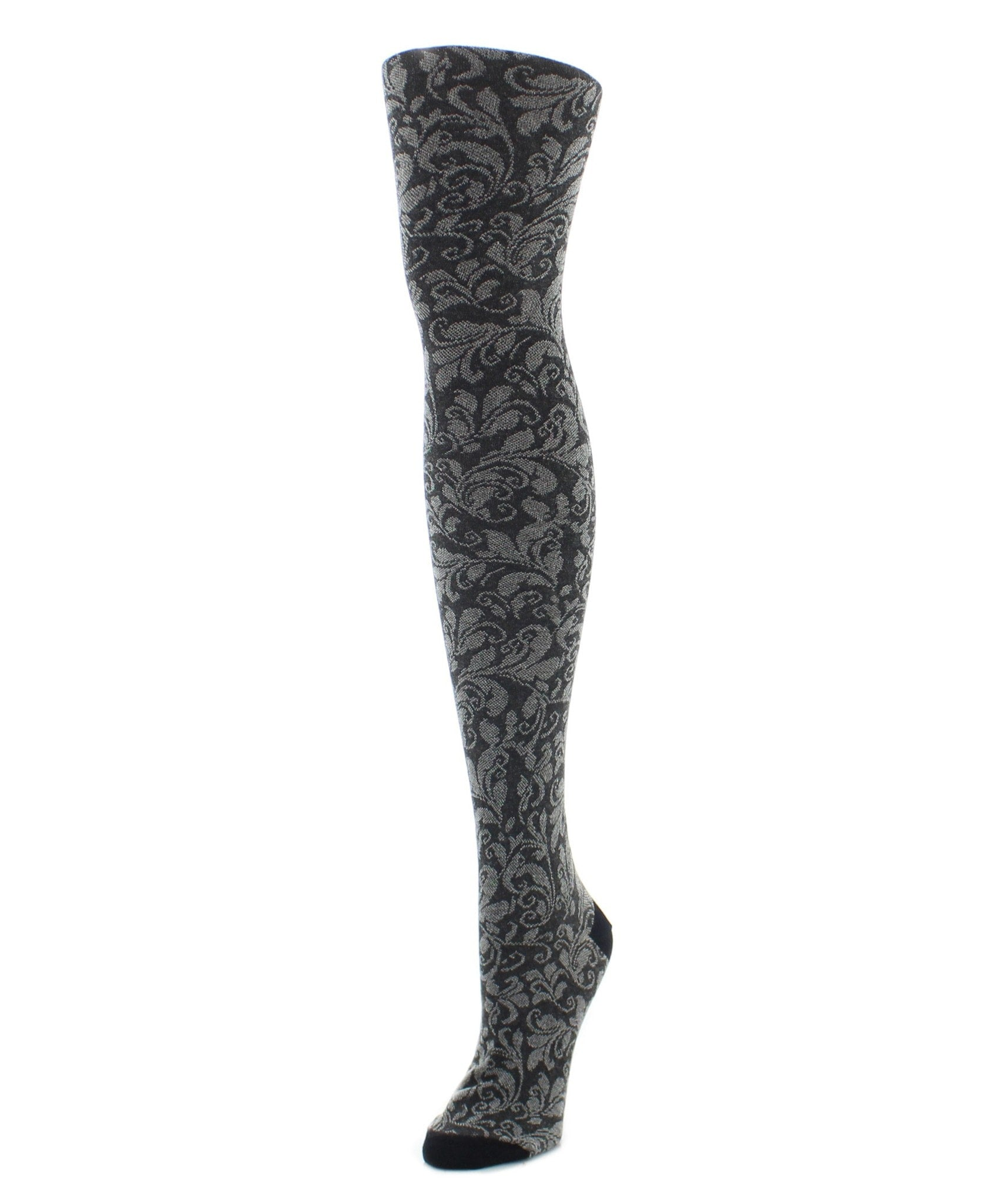 Filigree Sweater Tights - MeMoi - 1
