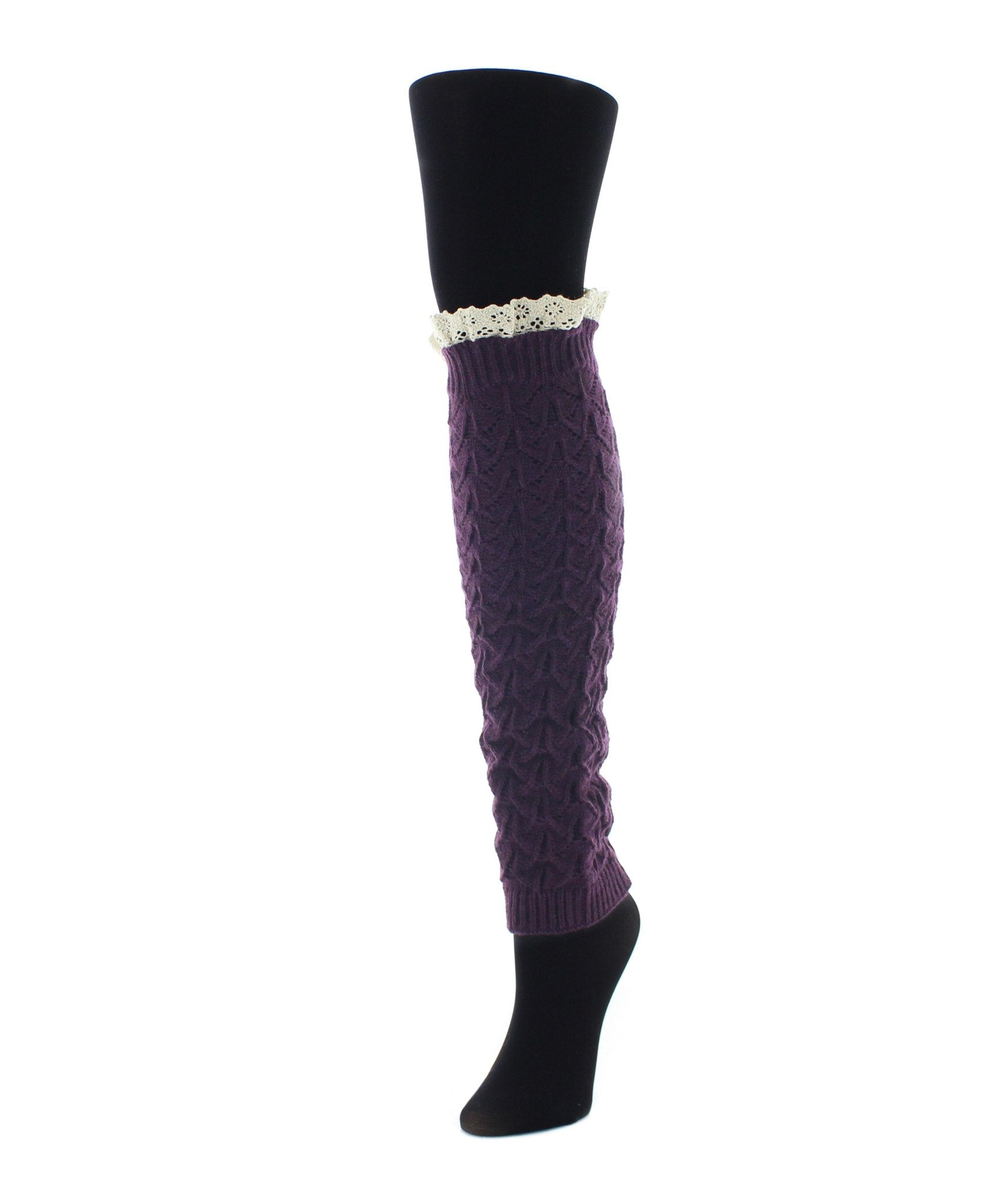 Mountain Wave Leg Warmer - MeMoi - 2