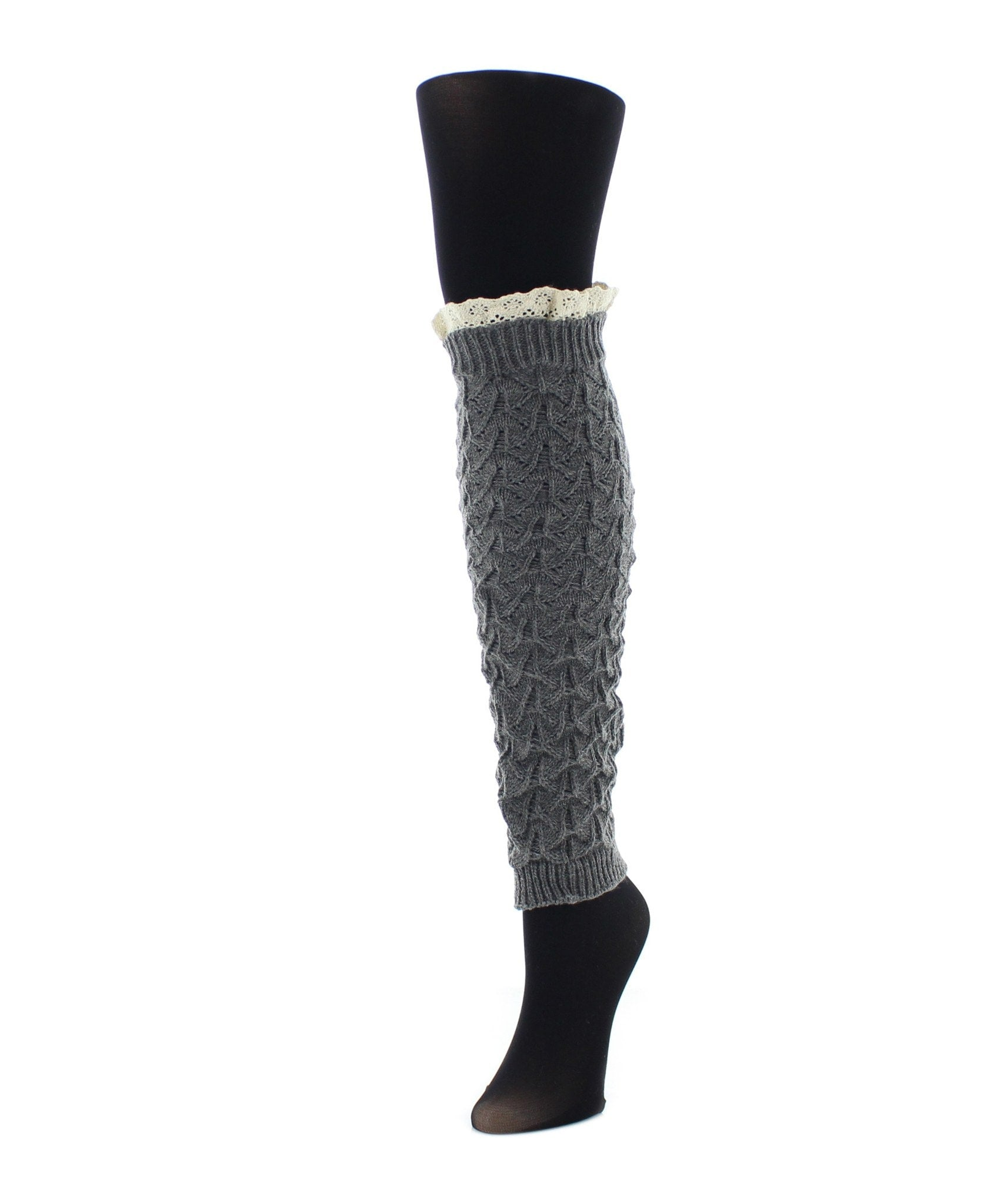 Mountain Wave Leg Warmer - MeMoi - 1