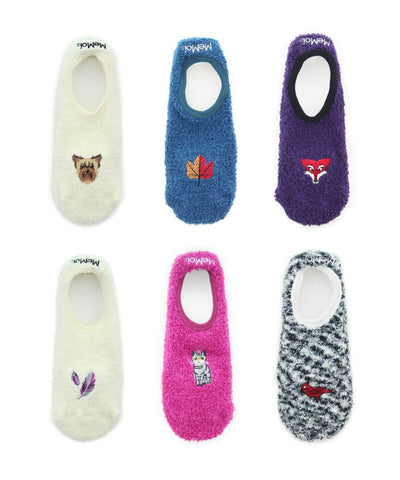 Comfort Bow Soft & Fuzzy Women's Slippers l Teen Slippers