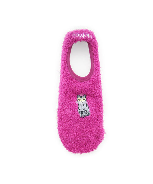 Animal Warm & Fuzzy Bootie Women's Slippers l Teen Slippers