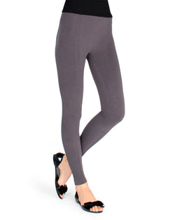 Memoi Gray Sketch Leggings | Women's Hosiery - Premium Leggings