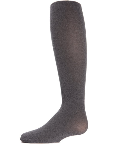 Heavenly Heather Girls Opaque Tights