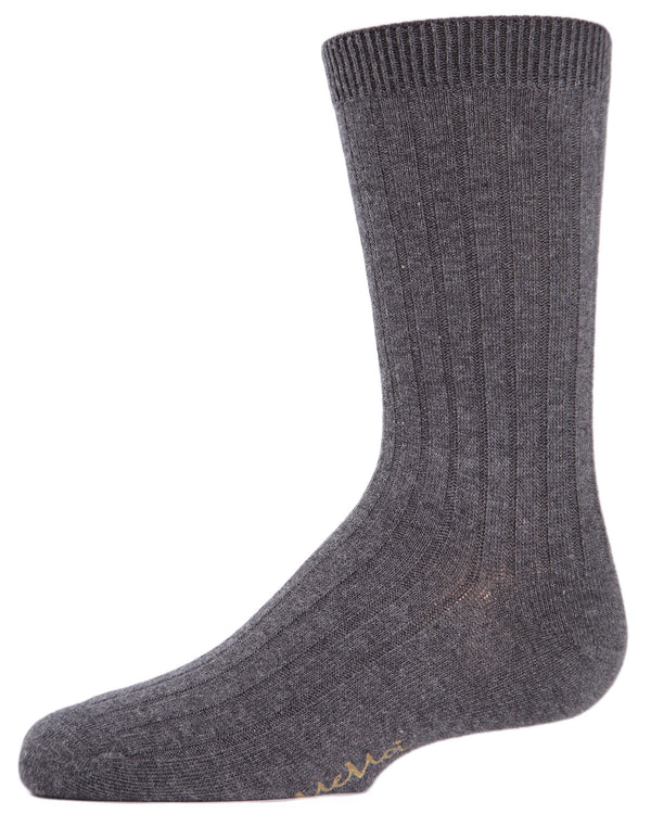 Essential Boys Ribbed Socks
