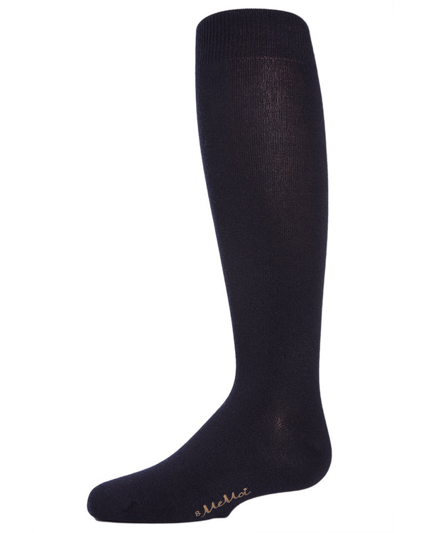 Essential Modal Knee High Kids Socks