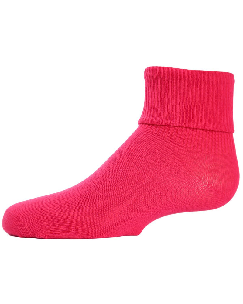 MeMoi Triple Roll Kids Ankle Socks