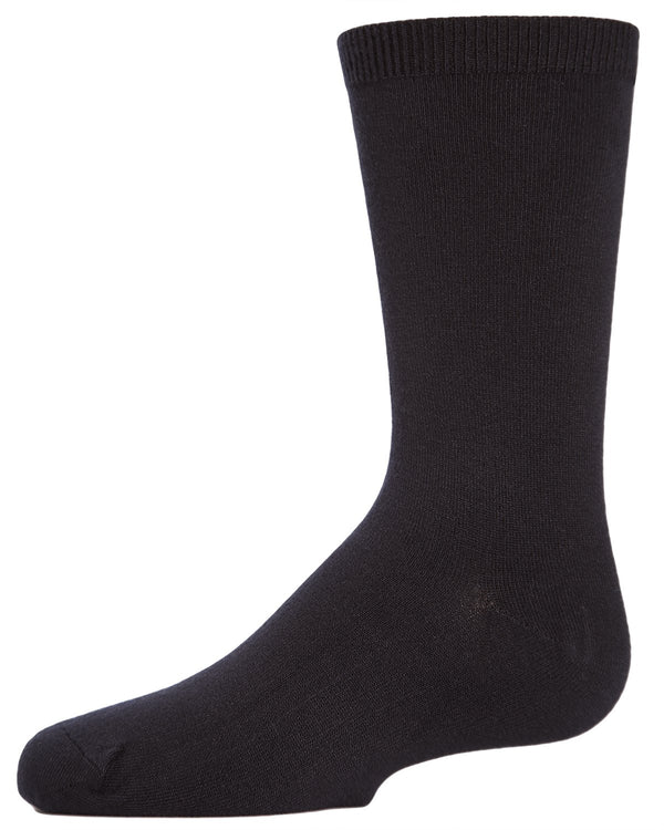 Kids Modal Crew Socks