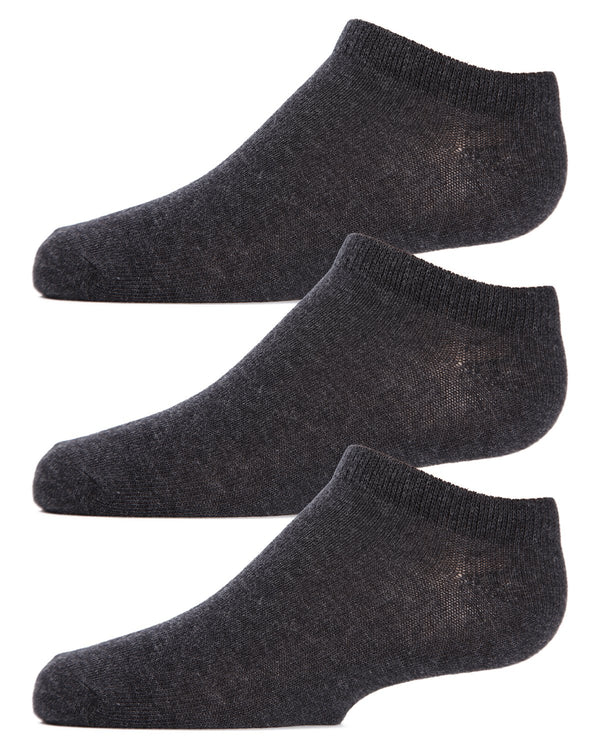 Kids Low Cut Socks 3-Pack