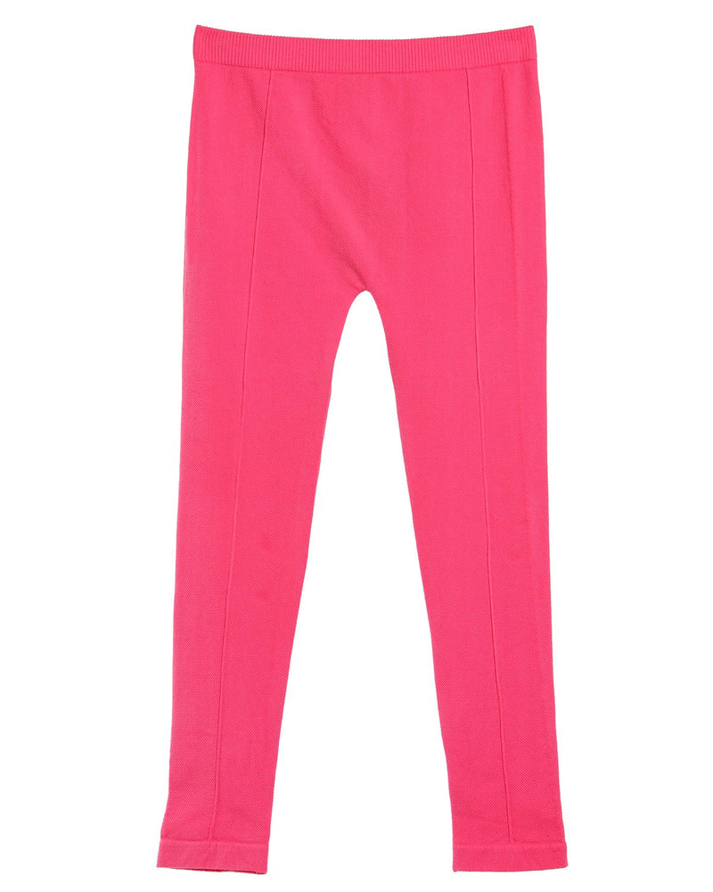 Girls Front Seam Leggings