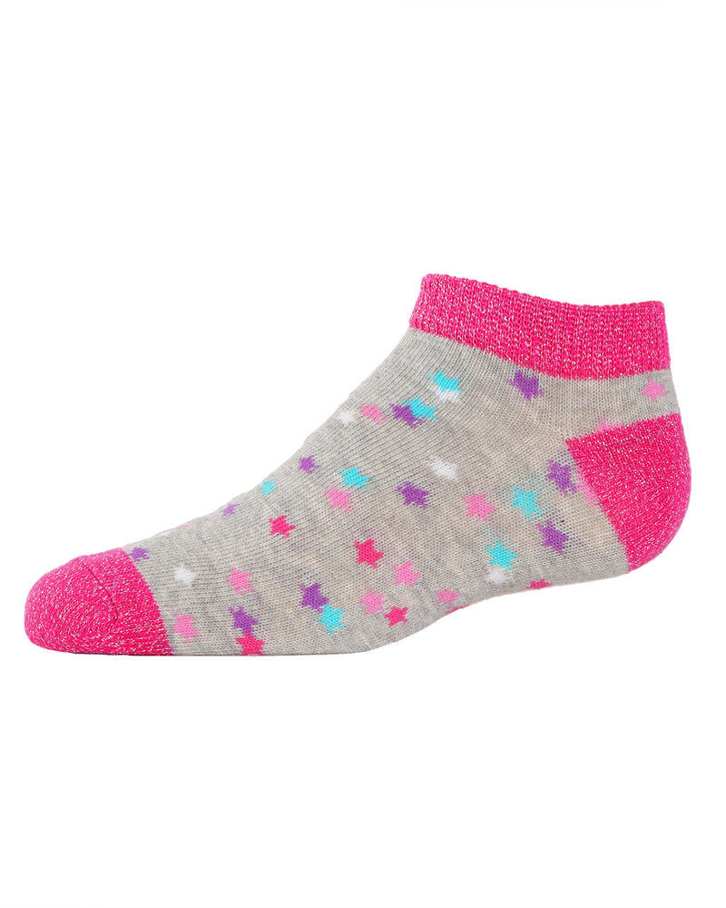 Donut No Show Socks | MeMoi low cut Socks for girls |  Assorted MKC 2000 -6