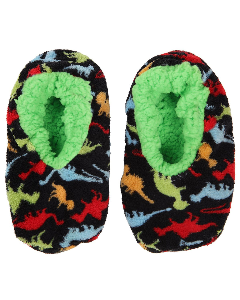 Dino-Mite Boys Slippers