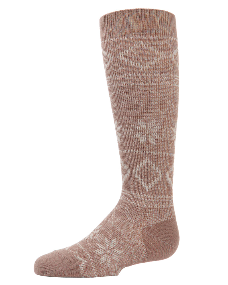 Winter Mix Knee-High Boot Socks