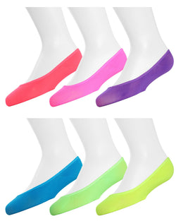 Girls Microfiber Liner Socks
