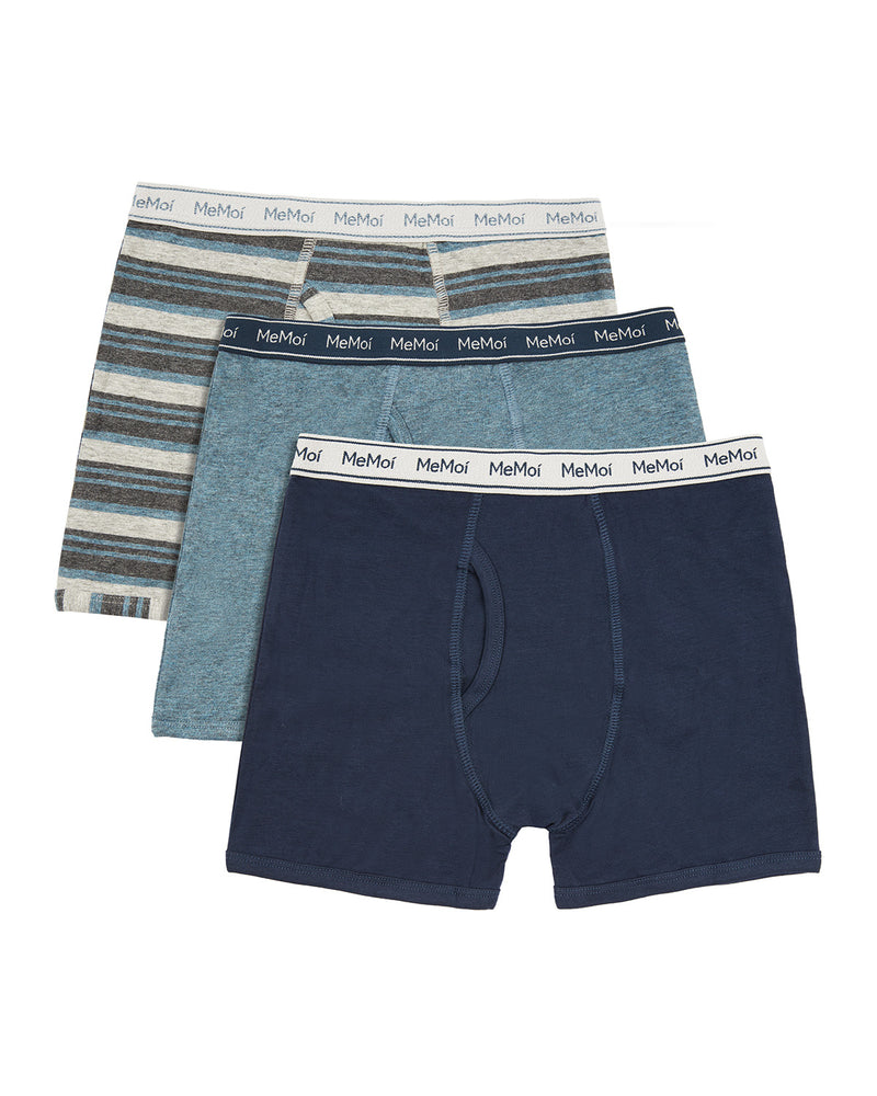 Boy's Boxer Briefs | 3 Pair Value Pack