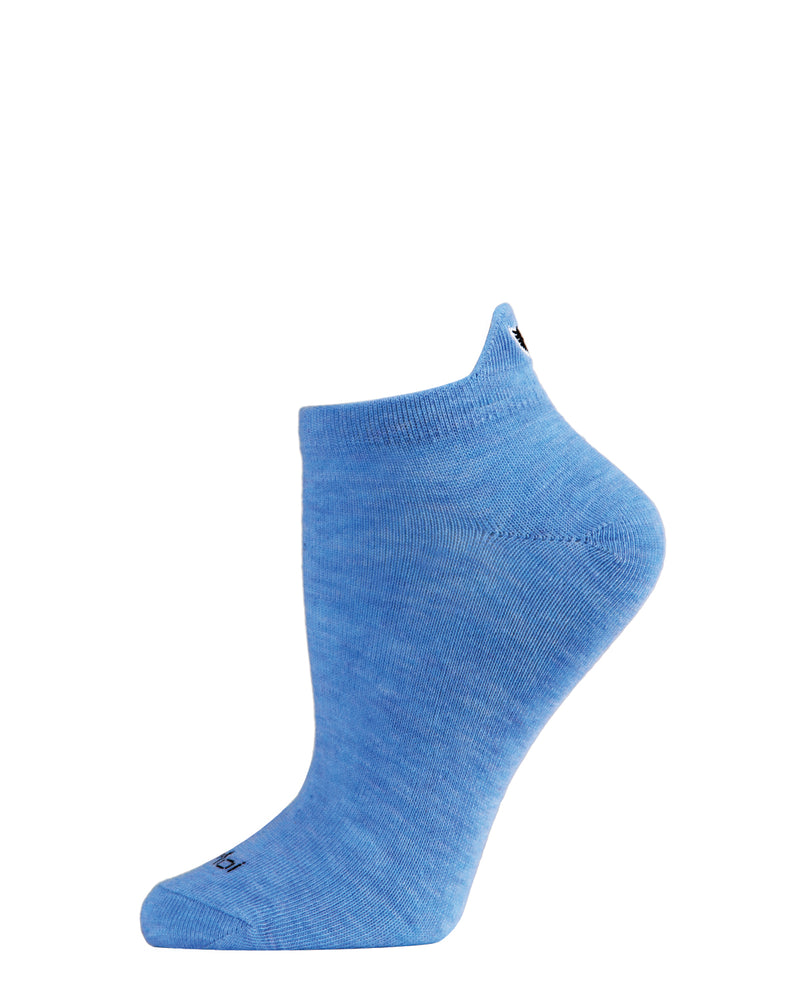 Wink Low Cut Tab Socks