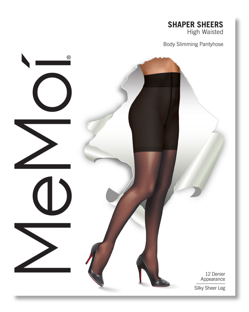 High Waisted Body Slimming Tights